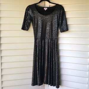 Lularoe Elegant Collection Nicole Dress